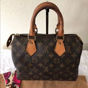 🌸Louis Vuitton Vintage Speedy 25 Monogram🌸
